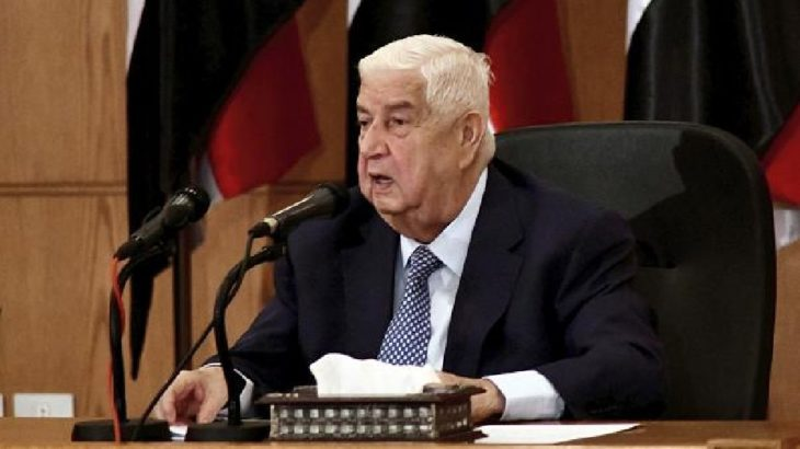 Suriye Dışişleri Bakanı Velid Muallim hayatını kaybetti