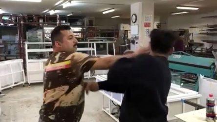 15 yaşındaki çocuğa şiddet uygulayan iş yeri sahibi gözaltına alındı
