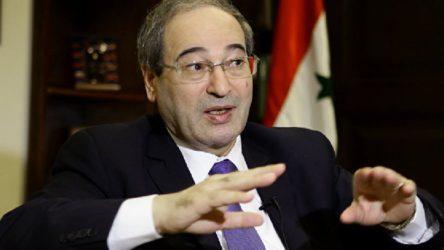 Suriye Dışişleri Bakanlığı'na Faysal Mikdad getirildi