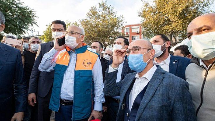 AFAD'dan 'deprem' yazısına ilişkin açıklama: İzmir'e özel yazılmadı
