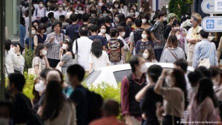 Japonya'da koronavirüs salgınında üçüncü dalga