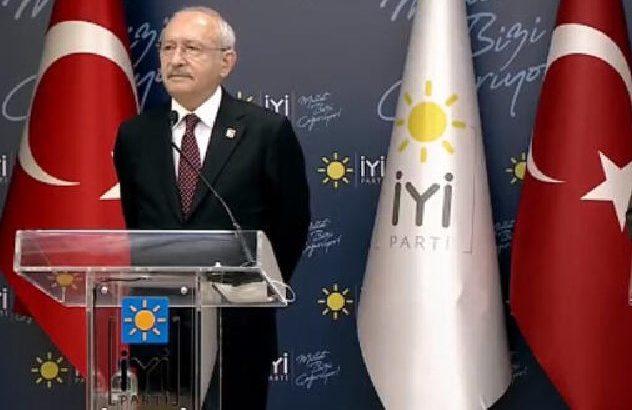 Kılıçdaroğlu'ndan 'Anayasa çalışması' açıklaması: Taslağı çıkarın gösterin