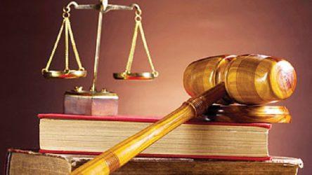Adalet Bakanı yargıya güvenin düştüğünü kabul etmedi