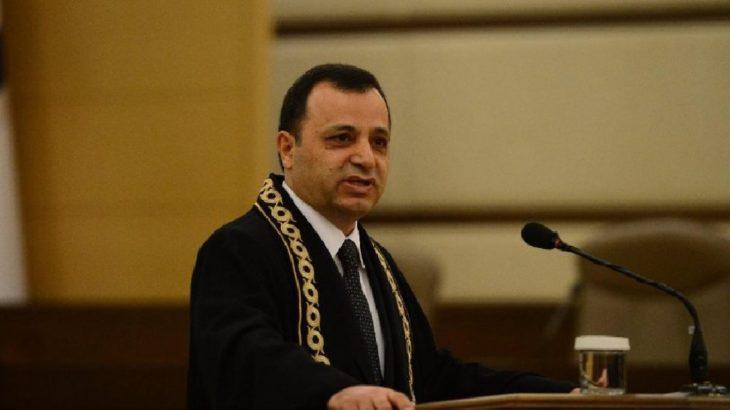 AYM Başkanı Zühtü Arslan'dan 'masumiyet karinesi' vurgusu