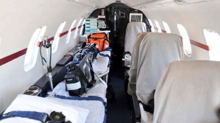 Vatandaş yer bulamazken, yurtdışından Türkiye'ye ambulans uçaklarla hasta taşınıyor