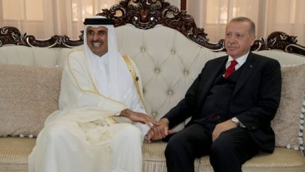 TKH: AKP, Katar'ın yerli ve milli partisidir!