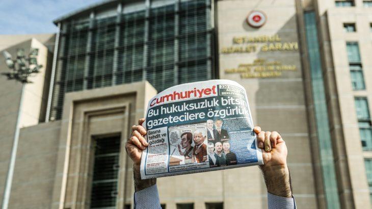 AİHM'den Cumhuriyet gazetesi davası kararı: Türkiye'yi tazminata mahkum etti