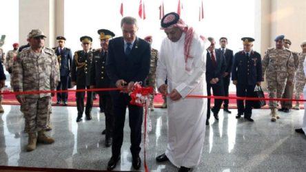 'Katar tartışmaları'na MSB de katıldı