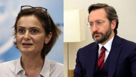 'Fahrettin Altun' soruşturmasında, Kaftancıoğlu hakkındaki takipsizlik kararı kaldırıldı