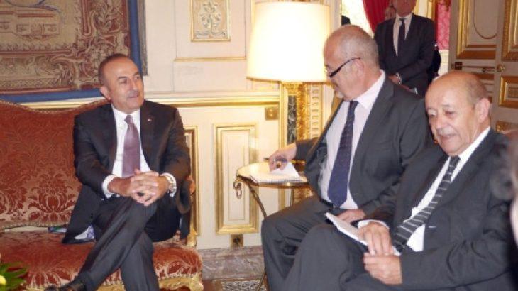 Fransa Dışişleri Bakanı Erdoğan'a seslendi