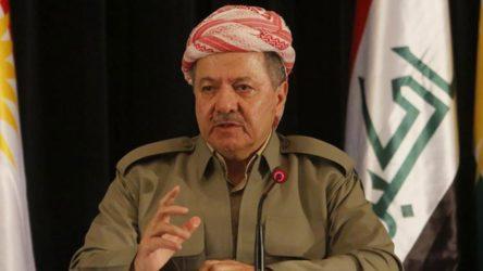 Barzani'den PKK'ye Irak'ın kuzeyinden 'çekilme' çağrısı