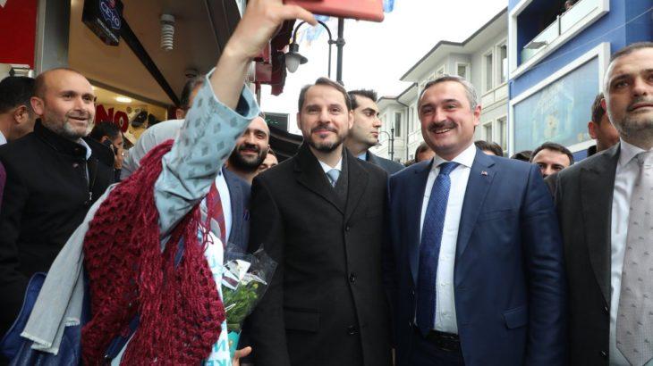 İddia: Berat Albayrak'a yakın isim görevden alındı