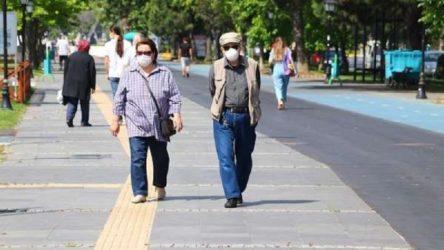 Gaziantep'te 65 yaş üstüne sokağa çıkma kısıtlaması