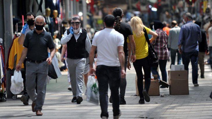 Valilik'ten koronavirüs kararı: Sokaklarda yemek yenilmesi yasaklandı
