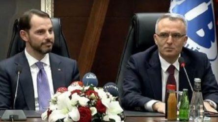 'Albayrak ve Ağbal yumruklaştı' iddiası