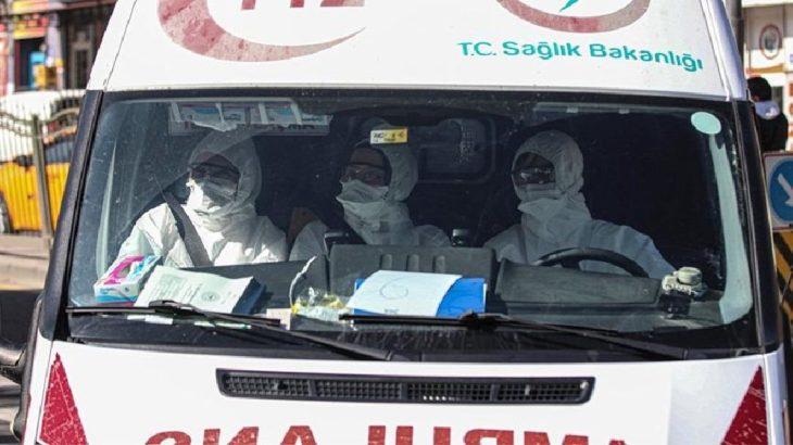 Zonguldak'ta yoğun bakım üniteleri yüzde 100 doldu