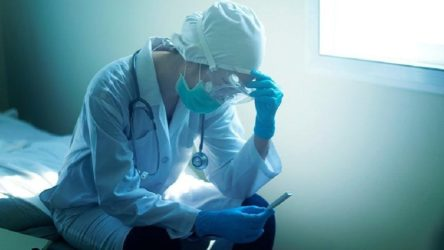 Ankara'da koronavirüse yakalanan sağlıkçı sayısı 1192'ye yükseldi