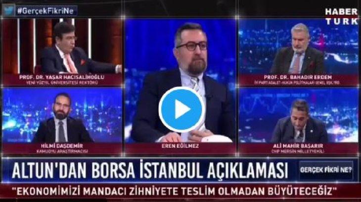 Habertürk'ten RTÜK'e ceza yanıtı