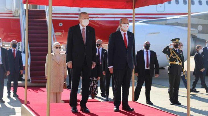 Erdoğan ve Tatar'dan ortak açıklama: Kapalı Maraş için yeni bir süreç başlatıldı