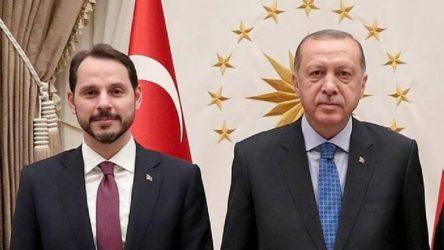 Berat Albayrak'ın istifası 'kabul edildi'