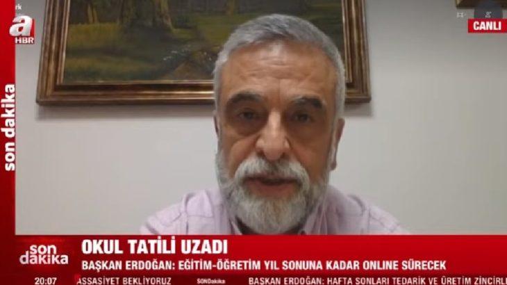 İktidarın kanalında Türkiye ve tedbir itirafı