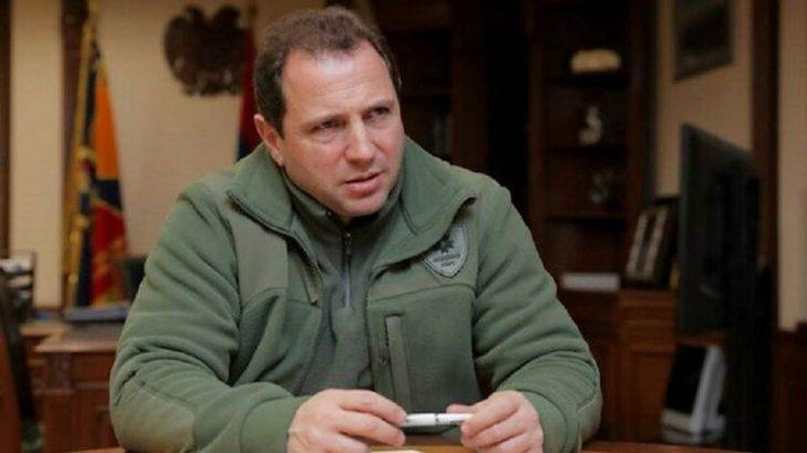 Ermenistan Savunma Bakanı Tonoyan'ın istifası kabul edildi