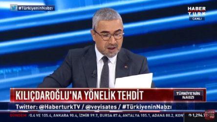 Habertürk TV'de Çakıcı sansürü: 'Tartışmanın en büyük zararı iktidara olur' denildi, konu değişti