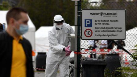 Almanya, koronavirüs salgınına karşı önlemlerini sıkılaştırmaya hazırlanıyor