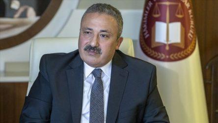 Arınç'ın çıkışının ardından HSK Başkan Vekili: Türk hakim ve savcılarına güvenim tam