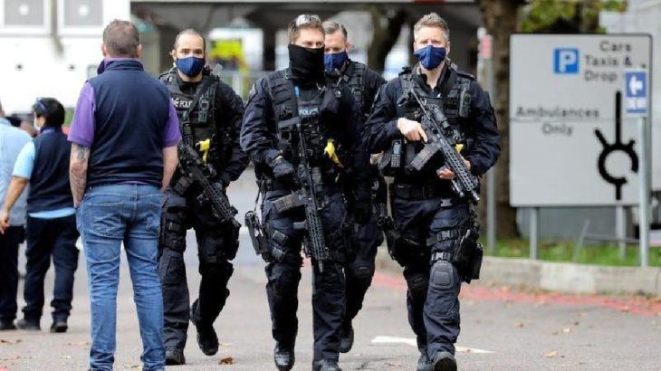 İngiltere'de terör tehdit seviyesi ciddiye yükseltildi