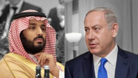 İsrail kaynakları: Bünyamin Netanyahu, Selman ve Pompeo ile görüşmek için Suudi Arabistan'da