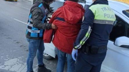 İstanbul'da motosiklet üzerinde sapıklık yapan şahıs yakalandı