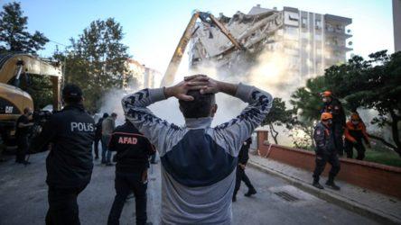 İzmir'de acil yıkılacak bina sayısı 506'ya ulaştı