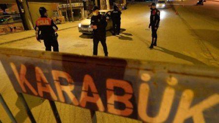 Karabük'te iş cinayeti