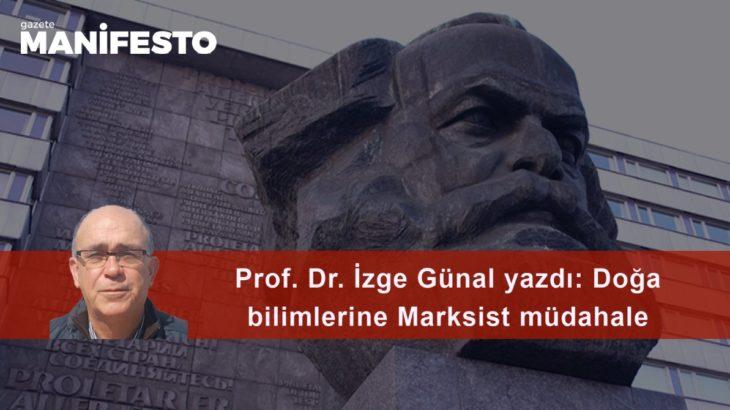 Doğa bilimlerine Marksist müdahale