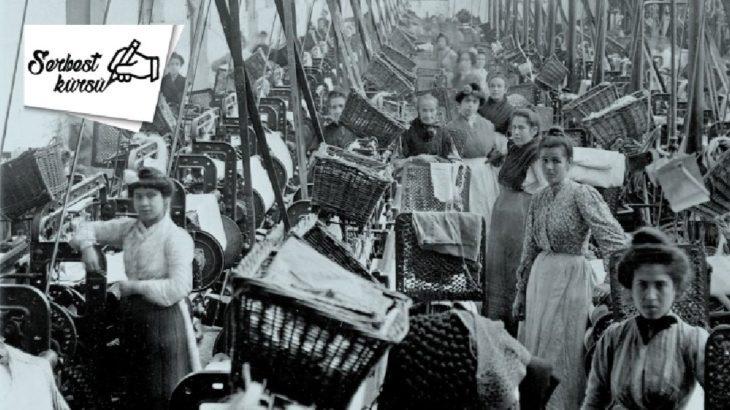 SERBEST KÜRSÜ | Kadının köleleştirilmesi: Sınıflı toplumlar