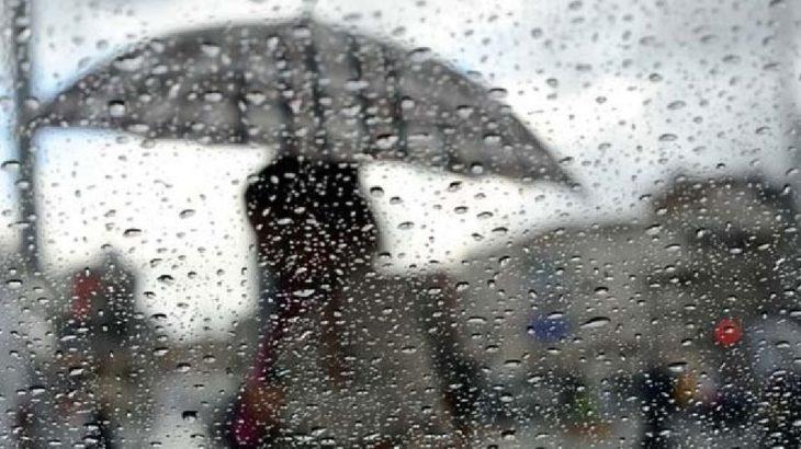 Meteoroloji'den sağanak ve don uyarısı