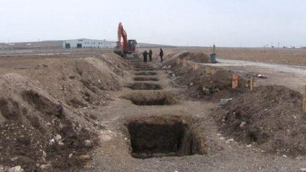 Gaziantep'te alarm: 5 bin kişilik yeni mezar kazma ihalesi