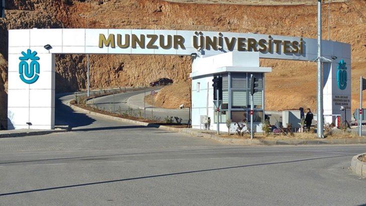 Dersim'de Munzur Üniversitesi tarikatlara teslim