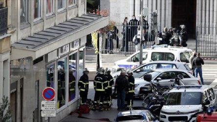 Fransa'daki saldırıyla ilgili 4 yeni gözaltı