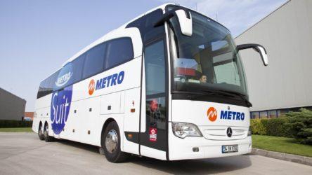 Metro Turizm şoförü 19 yaşındaki yolcuyu taciz etti!