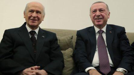 Erdoğan'ın kameralardan gizli ziyaretinin nedeni Cumhur İttifakı'nı büyütmek