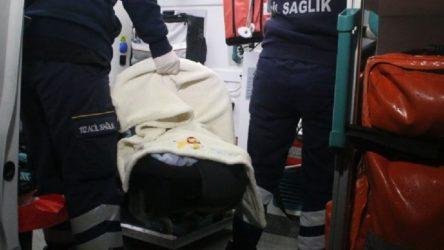 İstanbul'da puset içerisinde terk edilmiş bebek bulundu