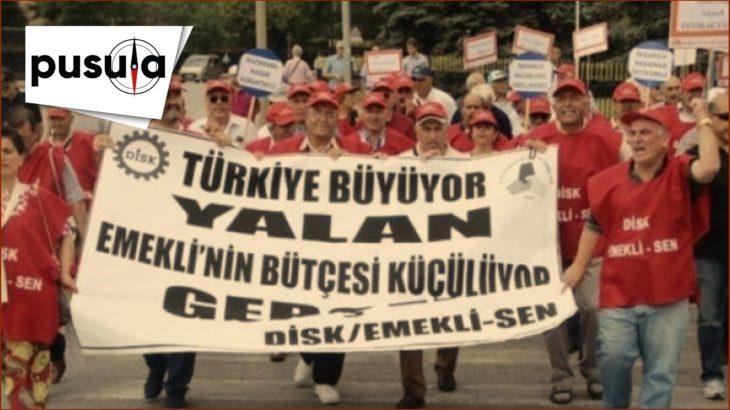PUSULA | Emekli örgütlenmesi mücadelesi ve toplumsal beklentiler üzerine
