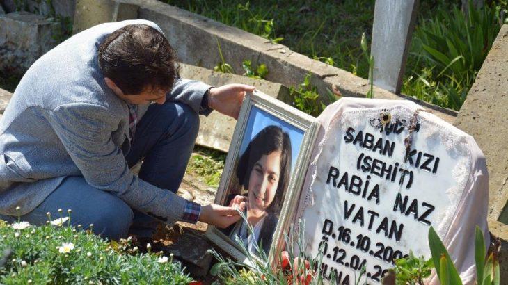 AKP'li belediyeden Rabia Naz'ın mezarına yıkım kararı!