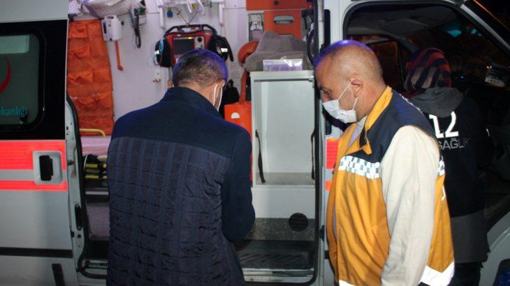 Karantina kurallarına uymayan otobüs şoförü direksiyon başında yakalandı
