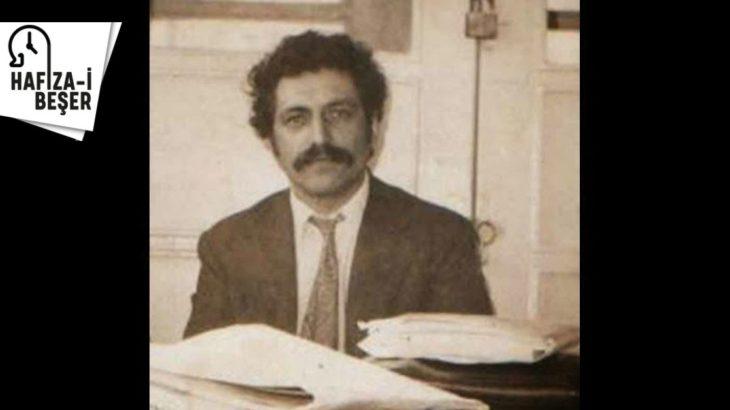 16 Kasım 1979: Talip Öztürk okul çıkışı faşistlerce öldürüldü...