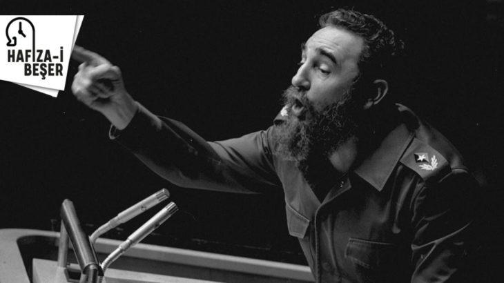 25 Kasım 2016: Fidel Castro hayata veda etti