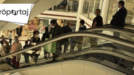 RÖPORTAJ   'İndirim' günlerinde mağaza emekçileri