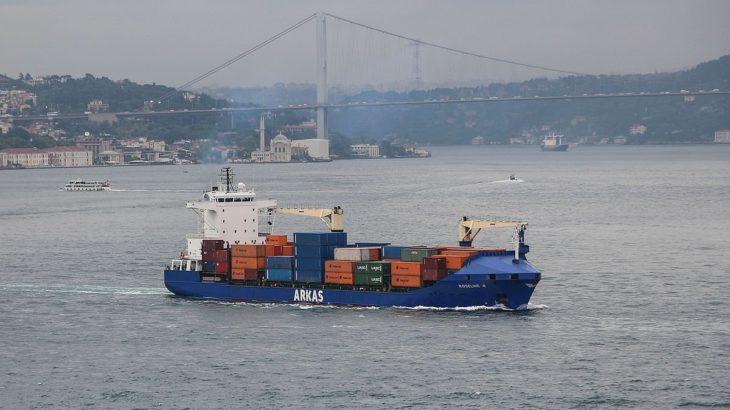 Libya'ya giden Türk gemisine Doğu Akdeniz'de arama!
